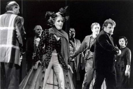 Adam Kruzel, Ursula Hennig, Florian Lange, Stefan Sevenich, Opernchor Regensburg
