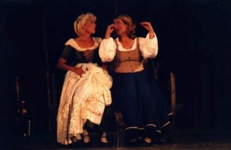 Daniela Bechly und Katharina Warken, Der Freischütz 1998